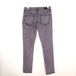 Lip Service Jeans - Lip Service acid wash lavender skinny jeans Jett